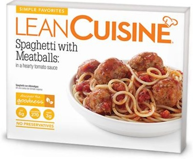 Are tv dinners healthy for Are lean cuisine healthy
