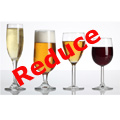 Reduce Alcohol