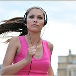 don't workout with music