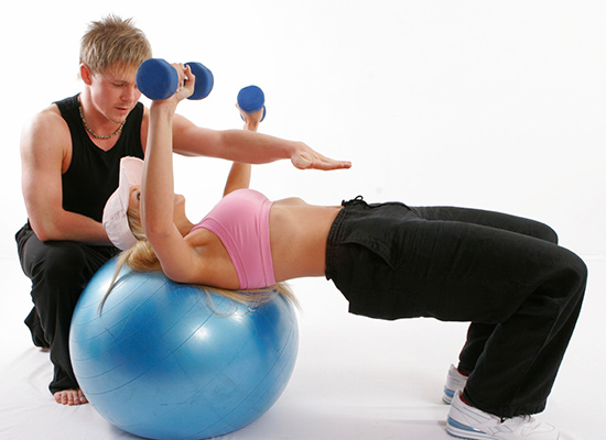 do exercises correctly